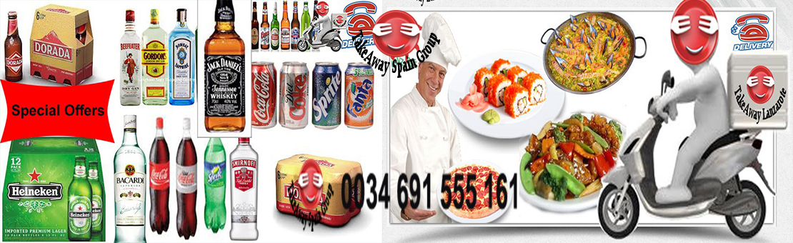 Drinks Delivery Spain - Dial a Drink Spain - Dial a Booze Spain - Alcohol Delivery 24h Spain