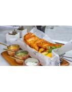 Fish & Chips Carlet Valencia (Pescado y Papas)
