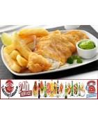 Fish & Chips Madrid (Pescado y Papas)