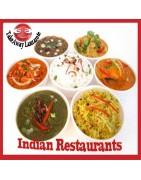 Indian Restaurants Zaragoza