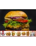 Burgers Malaga Delivery