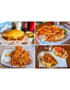 Fish & Chips Malaga (Pescado y Papas)
