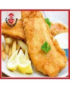 Fish & Chips La Oliva (Pescado y Papas)