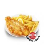 Fish & Chips Pajara (Pescado y Papas)