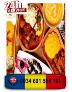 Romanian Delivery Restaurants Takeaway Carlet Valencia | TakeawaySpain