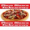 7. Pizzeria Playa Blanca Takeaway Pizza & Pasta Playa Blanca