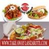 Kebab La Costa Pizzeria Costa Teguise Takeaway Lanzarote