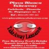 1. Playa Blanca Takeaway Pizzeria Restaurant