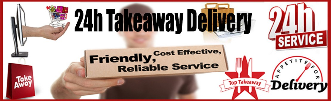 24h Takeaway Delivery